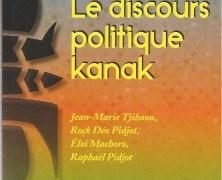 Le discours politique kanak   Hamid Mokaddem