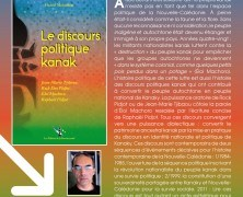 Dossier de Presse «Le discours politique Kanak» Hamid Mokaddem