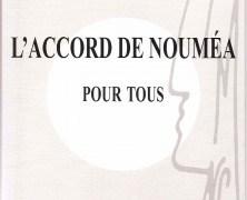 L'Accord de Nouméa pour tous   Hamid Mokaddem