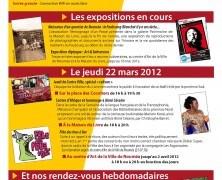 MLNC  Programme mars 2012