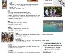 Que faire à Thio en 2012 ?