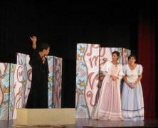 « L'Echappée Belle ou… Il était une nuit à la Bibliothèque » – Théâtre