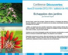 Conférence découverte Bernard SUPRIN