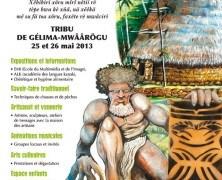 Fête culturelle chabe xwada tribu de gelima 25 et 26 mai 2013