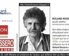 Roland Rossero autoportrait