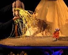 spectacle de marionnettes pour les petits à partir de 3 ans