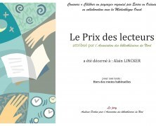 Prix des Bibliothécaires du Nord 2013 attribué à Alain Lincker