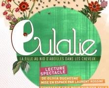Eulalie, la fille au nid d'abeilles dans les cheveux