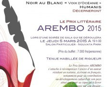 Prix Arembo 2015