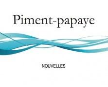Piment et Papaye de Waej et Patrick Genin