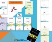 Nouveaux auteurs, nouveaux textes dans la collection Un Auteur, une Nouvelle