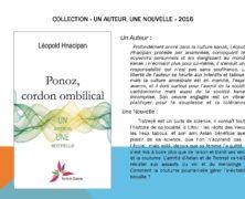 Ponoz, cordon ombilical de Léopold Hnacipan