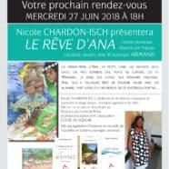 Voix d'enfants  «Le rêve d'Ana» de N. Chardon-Isch